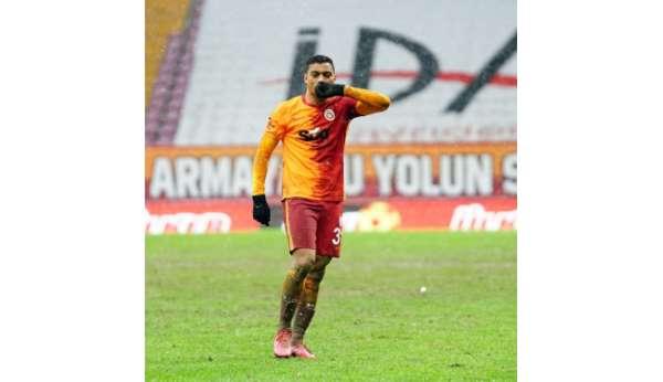 Galatasaraylı Mustafa Muhammede 1 maç men!