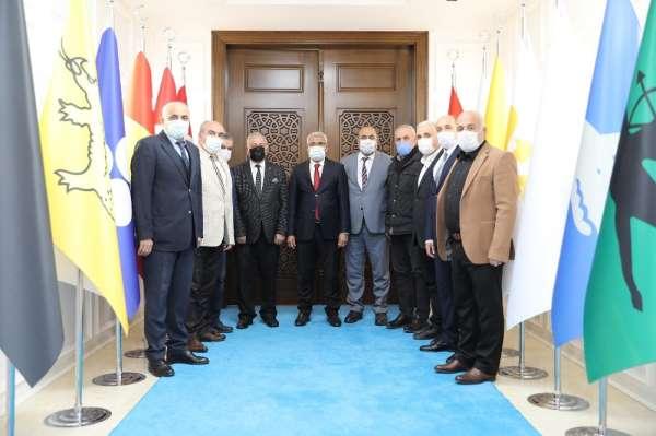 MASKFdan Başkan Güdere anlamlı ziyaret