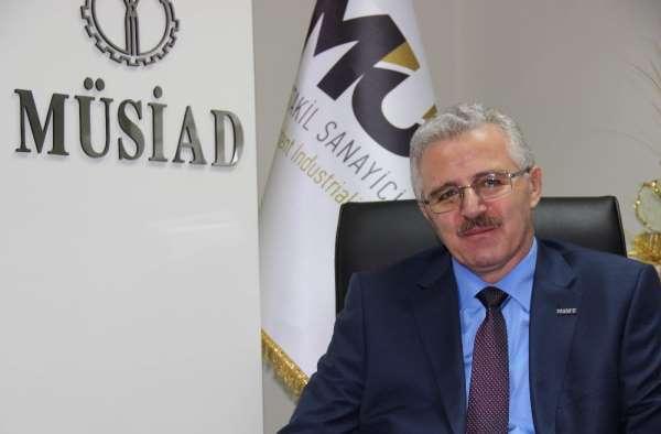 MÜSİAD Başkanı Nurdan 11 şehit için taziye mesajı
