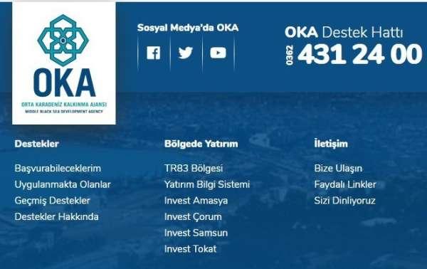 TR83'te yatırımcının kılavuzu: 'OKA Yatırım Destek Ofisleri'