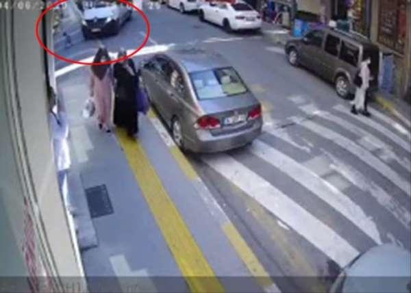 7 yaşındaki Emir'in hayatını kaybettiği kazanın görüntüleri ortaya çıktı