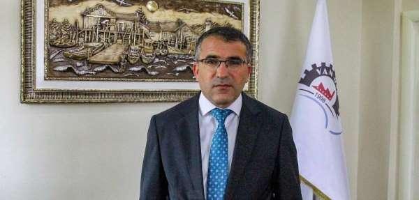Başkan Aslan: 'Sanayiyi köklü değişimler bekliyor'