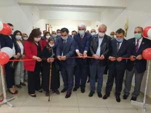Şehit Ümit Demirci Toplantı Salonu hizmete açıldı