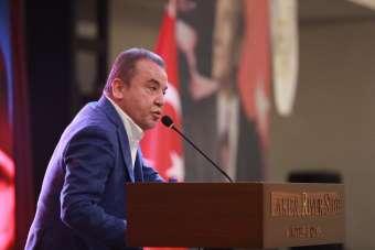 Başkan Böcek : 'Manavgat hem Antalya hem Türk turizmi için son derece önemli'
