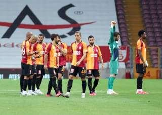 Galatasaray bu sezon evinde 2. kez kayıp