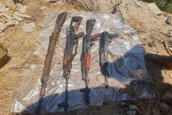 Komandolar Pençe-Kaplan'da teröristlerin inlerine giriyor