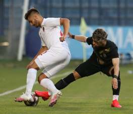 TFF 1. Lig: Osmalıspor: 3 - Ümraniyespor: 2