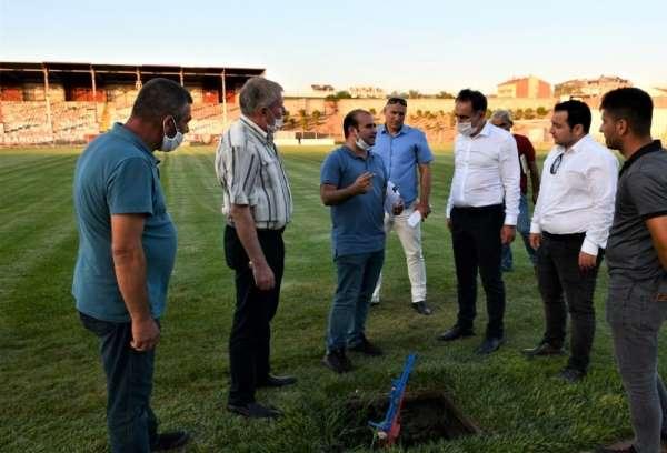 17 Eylül Stadı yeni sezona hazırlanıyor