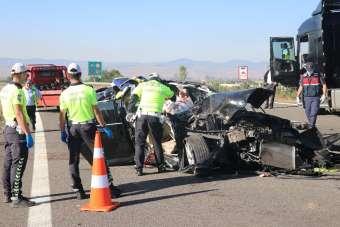 Bolu'da meydana gelen kazada ölenlerin kimlikleri belirlendi