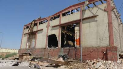Gaziantep'te fabrikada patlama: 7 yaralı