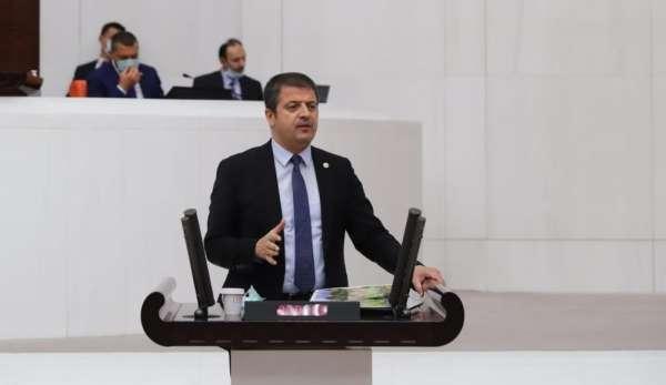 Milletvekili Tutdere, Adıyamandaki intihar vakalarını gündeme getirdi
