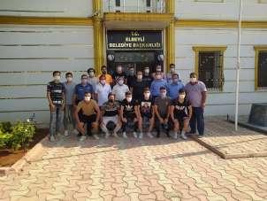Elbeylispor 17 futbolcu ile anlaşma yaptı