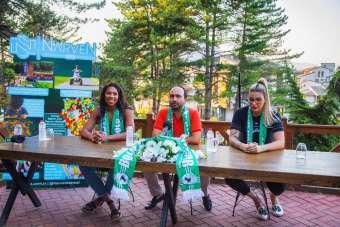 Narven Termal Kasaba, kadın voleybolcuları ağırladı