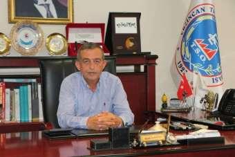 Tanoğlu,' Erzincan- Gümüşhane- Trabzon Demiryolunun yatırım programına alınmasın