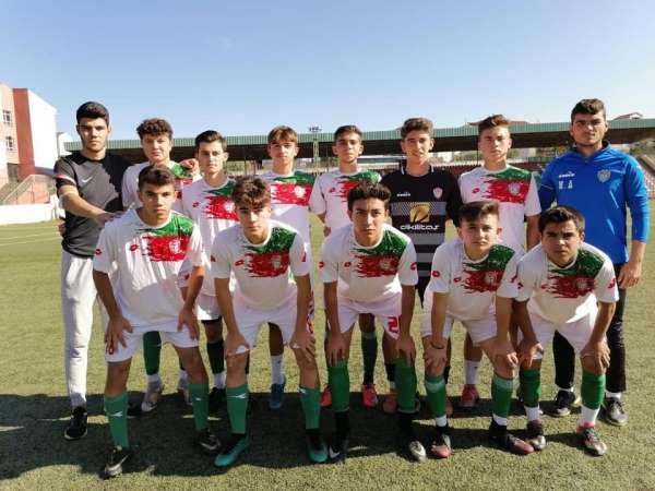 1308 Osmaneli Belediyespor U16:5 - Pamukovaspor U16: 2