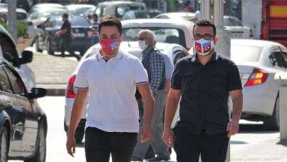 Azerbaycan ve Türkiye dayanışması maskelere de yansıdı