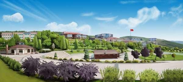 Düzce Üniversitesi Devlet Üniversiteleri arasında ilk 50'de