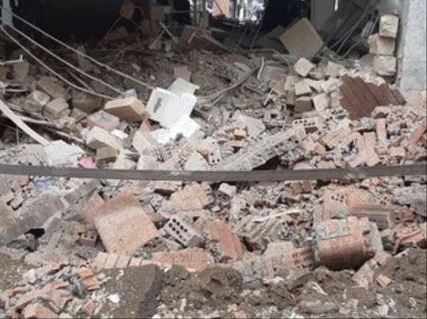 Ermenistan ordusu Gence'yi füzelerle vurdu: 1 ölü, 3 yaralı