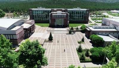 ESOGÜ Türkiye'deki en iyi üniversiteler arasında 25'nci sırada