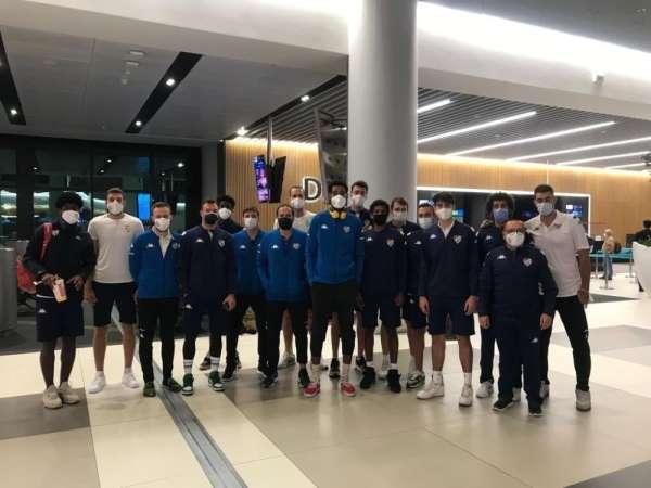 Frutti Extra Bursaspor Slovenya'ya gitti