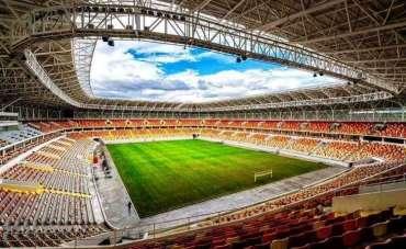 Milli arada Yeni Malatya Stadına yoğun bakım