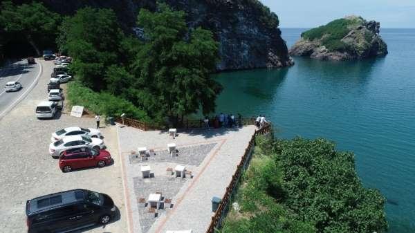 Ordu'nun yeni turizm cazibesi: Hoynat adası