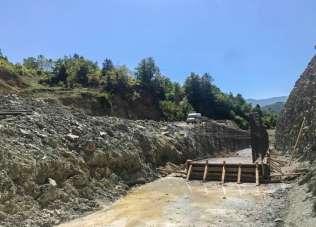 Sinop'a yeni içme suyu barajı