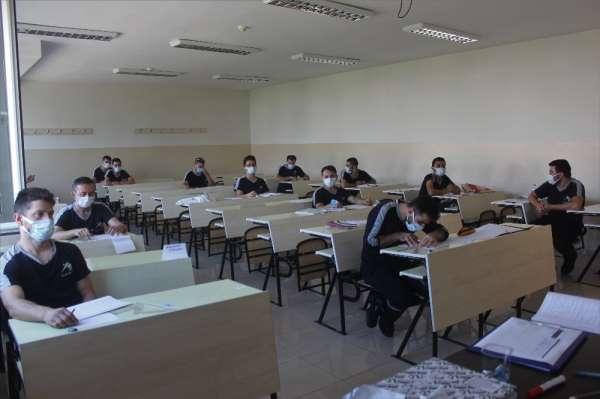 Yeşilyurt MYO'dan sanayi işçilerine eğitim