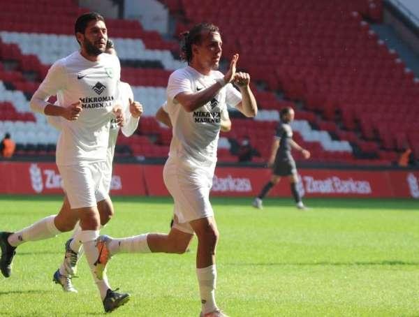 İzmir depremindeki kurtarılma anı Muğlaspor'un gol sevincine yansıdı
