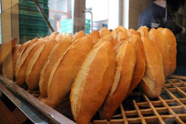 Yozgat'ta ekmeğe 25 kuruş zam yapıldı