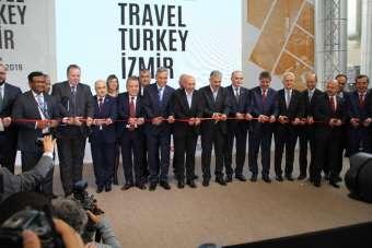 13 Travel Turkey İzmir Fuarı açıldı