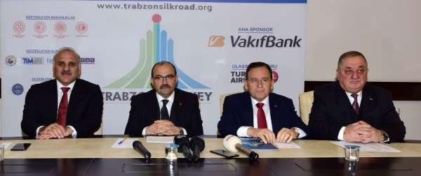 4. İpekyolu İşadamları Zirvesi, Trabzon'un modern ticaret rotalarındaki konumunu