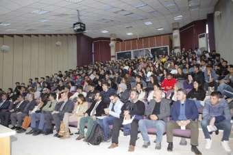 Akdeniz Üniversitesi'nde Erasmus Konferansı