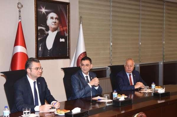 GSO ile Uşak Ticaret Ve Sanayi Odası arasında işbirliği protokolü
