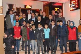 Halter sporunun efsanesi Süleymanoğlu'nun hayatını izlediler