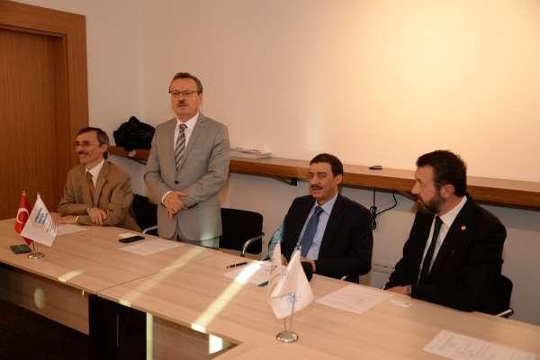 İslam Kalkınma Bankası Başkanı'ndan ULUTEK'e iş birliği ziyareti