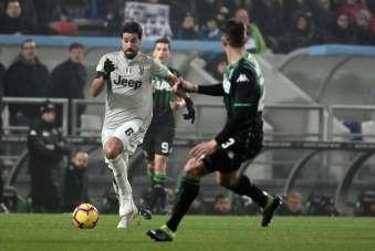 Juventus'ta Khedira 3 ay yok