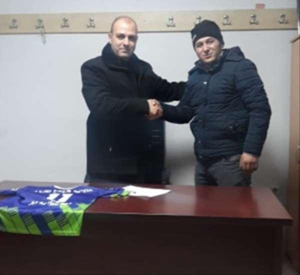 Kayseri 1. Amatör küme takımına Nevşehir'den teknik adam takviyesi