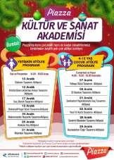 Kültür ve Sanat Akademisi etkinlikleri