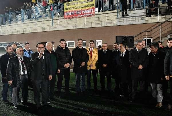 Mamak, Rıza Kayaalp 5. Futbol Turnuvası'na ev sahipliği yaptı