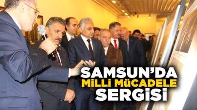 Samsun'da Milli Mücadele Sergisi