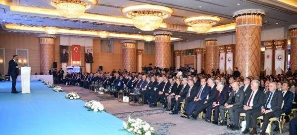 TOBB Başkanı Hisarcıklıoğlu: 'Hukuk sistemi, sadece devletin değil, ekonominin d