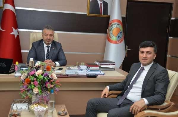 Topaloğlu: 'İlçemizde kurumlar arası iş birliği ile hizmetlerimizi devam ettirec
