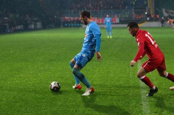 Ziraat Türkiye Kupası: Çaykur Rizespor: 3 - Yılport Samsunspor: 2 Maç sonucu