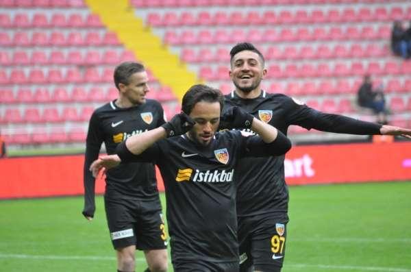 Ziraat Türkiye Kupası: Kayserispor: 3 - Manisa FK: 2 (Maç sonucu)