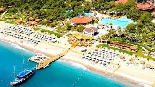 Antalya'daki 5 yıldızlı ünlü otele icra şoku