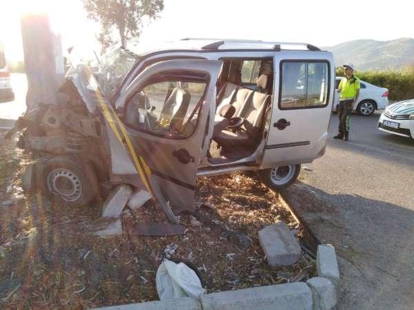 Aydın'da Aralık ayındaki trafik kazalarında 6 kişi hayatını kaybetti