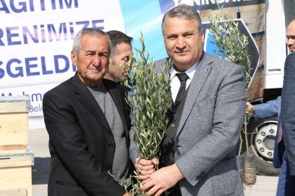 Belediye destekledi, Yuntdağı'nda ürün çeşitliliği arttı