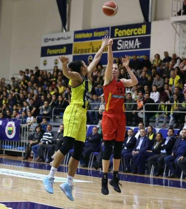 Bellona Kayseri'nin kupadaki rakibi Fenerbahçe oldu