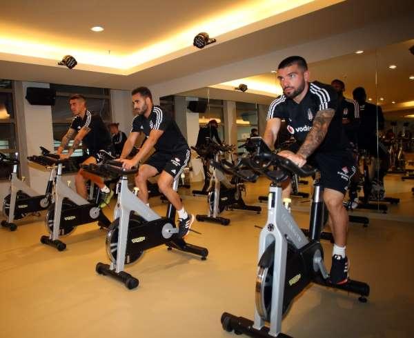 Beşiktaş kondisyon ve dayanıklılık çalıştı